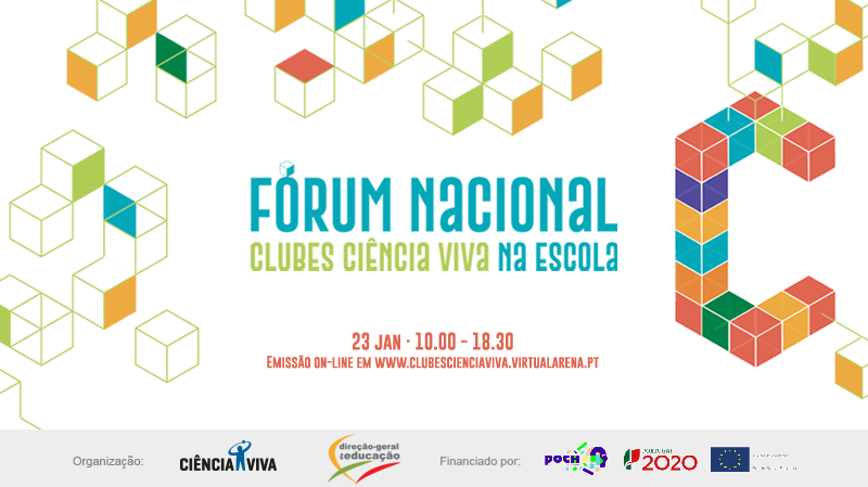Fórum Nacional Clubes Ciência Viva
